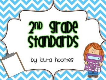 2nd Grade ALABAMA Kids Standards