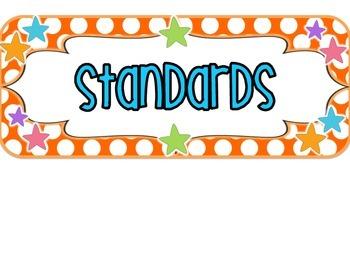 2nd Grade ALABAMA Star Standards