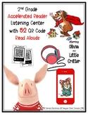 2nd Grade Accelerated Reader AR Listening Center w/ QR Cod