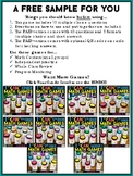 2nd Grade Addition & Subtraction within 20 Game I can Math Games