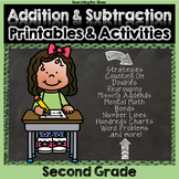 2nd Grade Addition and Subtraction