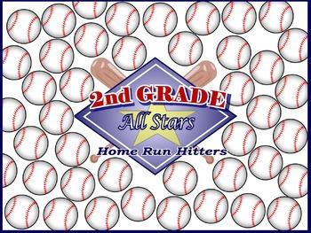 2nd Grade All Stars