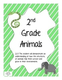 2nd Grade Animal Packet