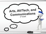 2nd Grade - Arts, AV/Tech, and Communications Career Cluster PPT
