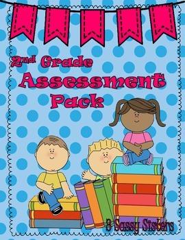 2nd Grade Assessment Pack