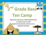 Place Value and Comparing Numbers Activity and Game: Featuring Smore or Less