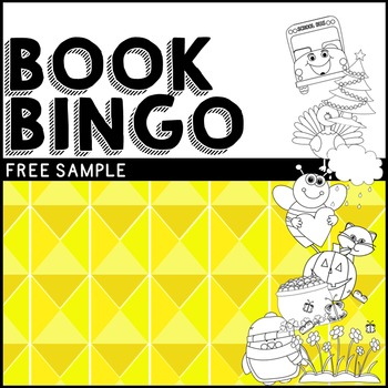 FREE Book BINGO (Book Log) for March! 1st, 2nd, 3rd Grades Included