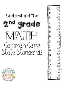2nd Grade CC Math Standards