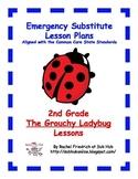 2nd Grade CCSS Emergency Sub Plans