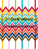 2nd Grade CCSS Literacy Tracking Sheets