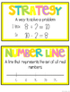 2nd Grade CCSS Math Word Wall: Set 2