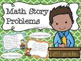 2nd Grade CGI Problems - Various Problem Types