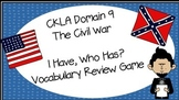 2nd Grade CKLA Domain 9- I Have, Who Has? Vocabulary