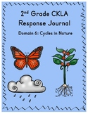2nd Grade CKLA Journal - Domain 6 Life Cycles