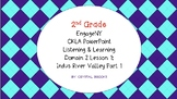 CKLA Listening and Learning Domain 2 Lesson 1
