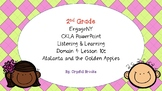 CKLA Listening and Learning Domain 4 Lesson 10