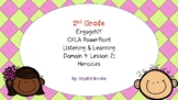 CKLA Listening and Learning Domain 4 Lesson 7