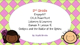 CKLA Listening and Learning Domain 4 Lesson 9