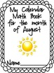 2nd Grade Calendar Booklet *WHOLE YEAR* {Everyday Counts C