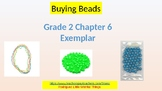 "2nd Grade Chapter 6 Exemplar "" Buying Beads"""