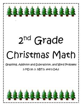 2nd Grade Christmas Math