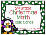 2nd Grade Christmas Math (Common Core Aligned)