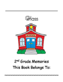 2nd Grade Class Memories Student Yearbook