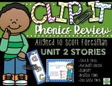 2nd Grade Clip-It Phonics Review: SF Unit 2