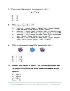 2nd Grade Common Core 2.OA.1