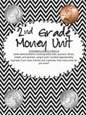 2nd Grade Common Core Aligned Money Unit