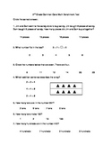 2nd Grade Common Core Benchmark Test