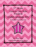 2nd Grade Common Core Checklist | English-Language Arts