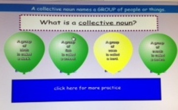 2nd Grade Common Core Collective Nouns 2.L.1a