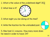 2nd Grade Common Core Daily Math Review-180 Days