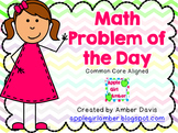 2nd Grade Common Core Daily Math Word Problems