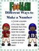 2nd Grade Common Core Different Ways to Make a Number- Foo