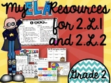 2nd Grade Common Core ELA Activities
