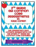 2nd Grade Common Core ELA Assessment Mega Pack