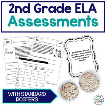 2nd Grade Common Core ELA Assessments