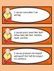 2nd Grade Common Core ELA Language Skills I CAN Statements