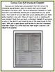 2nd Grade Common Core ELA Standards Checklist