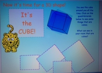 2nd Grade Common Core Geometry 2.G.1 SMARTBoard