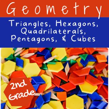 2nd Grade Common Core Geometry Unit