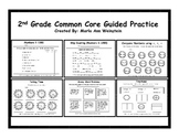 2nd Grade Common Core Guided Practice (Math)