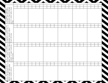 2nd Grade Common Core I Can Statements and Record Book (Black and White)