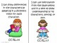 """2nd Grade Common Core Language Arts """"I Can Statements"""""""