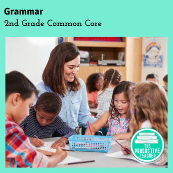 2nd Grade Common Core Language (Grammar)
