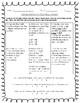 2nd Grade Common Core Math: 2-Digit Add/Sub Choice Board & Self-Assessment