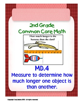 2nd Grade Common Core Math 2 MD.4 Measurement and Data 2.MD.4 PDF