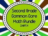 2nd Grade Common Core Math Bundle - 2.NBT.4
